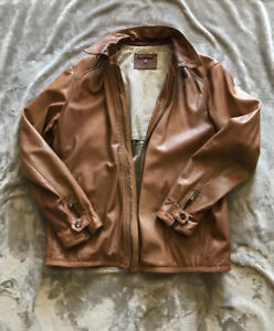 Massimo Dutti leather jacket for man, Levi jeans 514 for man