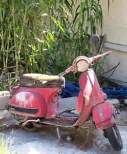 Looking to revive an old dead Scooter