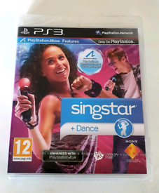 SINGSTAR: DANCE - PLAYSTATION 3. BRAND NEW!!!
