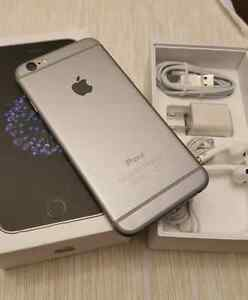 iphone 6 16gb with Telus ** Warranty ** PICK UP ASAP **