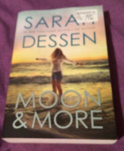 For Sale: The Moon and More by Sarah Dessen Windsor Region Ontario image 1