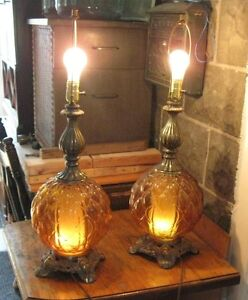 Vintage Table Lamps Peterborough Peterborough Area image 1