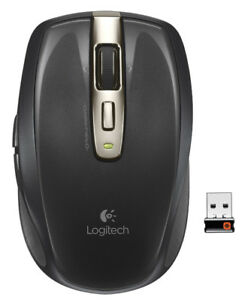 Logitech Wireless Anywhere Mouse MX for PC and Mac - NEW