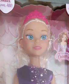 21'' I Love My Princess Doll Brand New