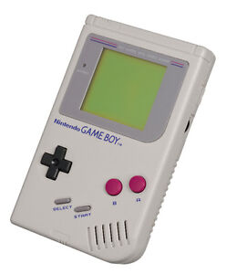 Original Gameboy System with Games and Accessories!