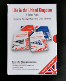 Life in the UK book set