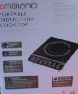 Ambiano Portable Induction Cooktop  NEW