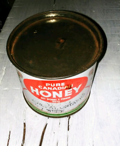 Honey Tin.Clothes Pins.Artful Metal. Vintage Floor Lamp