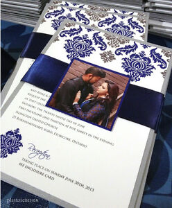 CUSTOM DESIGNER WEDDING INVITATIONS HAMILTON ON Oakville / Halton Region Toronto (GTA) image 4