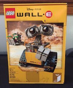 ** Final Version Sealed LEGO Ideas set 21303 Wall-e Disney Pixar