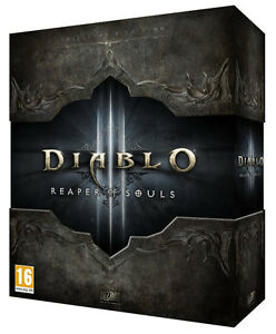 Diablo 3 reaper of souls collector's edition