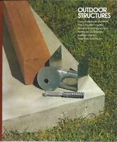 Outdoor Structures