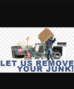 """Junk Removal Service """"FREE""""/Garbage Removal"""