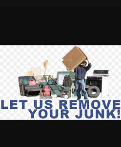 """Junk Removal Service """"FREE"""" /Garbage Removal"""
