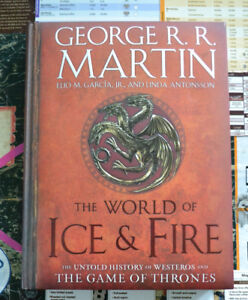 The World of Ice & Fire George R. R. Martin $5