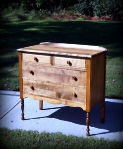 Hardwood Dresser by North American Bent Chair Co.