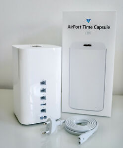 Apple 2 TB Time Capsule & AC Router