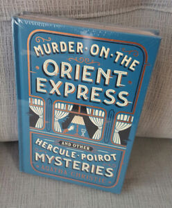 Agatha Christie - Orient Express - book - SEALED - RARE - NEW