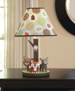 New Carters Forest Friend Lamp