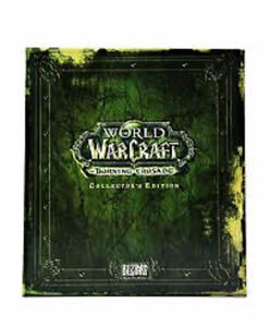 WOW Burning crusade collector's edition new sealed