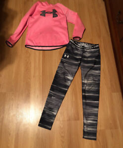 Girls under armour outfit