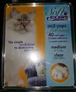 New Soft Claws Nail Caps for Cats