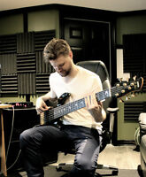 Guitar & Bass Lessons - Will Come To You!