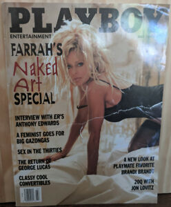 Playboy - July 1997 Farrah Fawcett