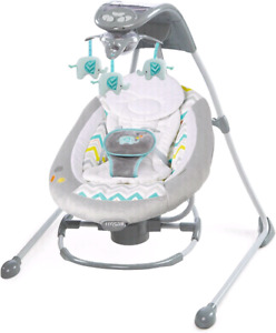 Baby swing and rocking chair