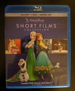Walt Disney Short Films Collection Blu-Ray