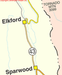 In search of a 3 bedroom house in Elkford for July