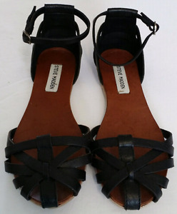 STEVE MADDEN - New  Real Leather Sandals