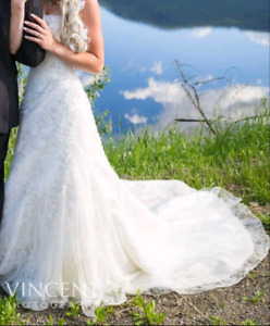 Maggie Sorento Wedding Dress