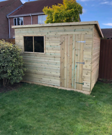Shed Services, Refelts, Repairs and Garden Furniture