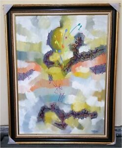 Gyula Marosan - Landscape and Abstract Oil Painting Collection London Ontario image 8