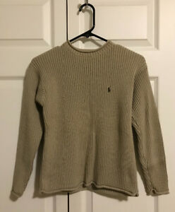 Ralph Lauren Polo Ribbed Sweater