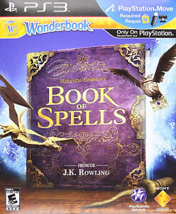 PS3 BOOK OF SPELLS NEW