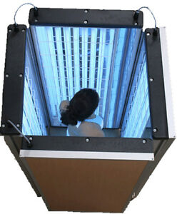 Phototherapie UVB cabinet