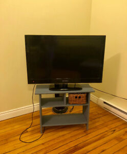 TV + STAND FOR SALE