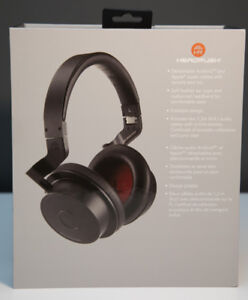 HeadRush HRF 5000 Clear Series Over-Ear Headphones with In-Line