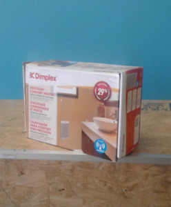 Dimplex  wall mounted heater for sale