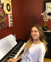 Piano Lessons At Home, Online Booking, $23 Tax Included!