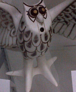 Wanted - Strawberry Hill Owl