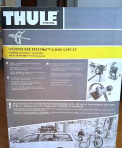 Support à vélos Thule 961XT Speedway 2 (neuf!!)