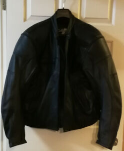 Joe Rocket Motorcycle Jacket Size 54
