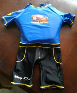 2 Toddler Float/Swim suits $20 for both