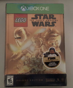 Brand New LEGO Star Wars The Force Awakens Deluxe Edition