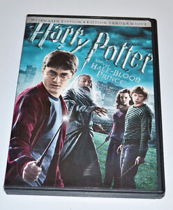 Harry Potter and the Half-Blood Prince - DVD St. John's Newfoundland image 1