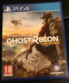 Ubisoft Tom Clancy's Ghost Recon: Wildlands for PS4