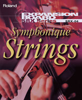 Roland SRX-04 Symphonique Strings Collection